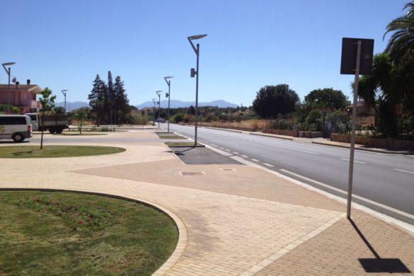 Pavimentazione stradale e marciapiedi – Comune di Sestu (CA)